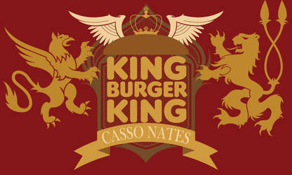 King Burger King by demon-squid
