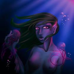 Mermaid by Maloyshort