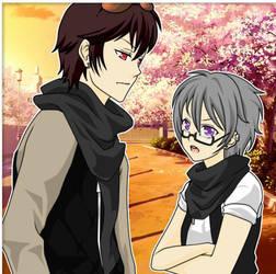 yukiro and haruka 2 by PK-PSDOL