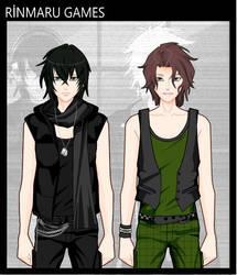 Darken and Kazuki season 2 by PK-PSDOL