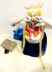 usagi cosplay by PK-PSDOL