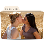 Kyss Mig (Kiss Me) Folder Icon 02 by MaxineChernikoff