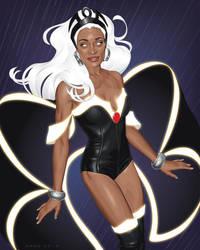 Marvel's Storm by ratscape