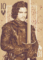 Lord Snow by ratscape