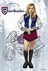 Indestructible Claire by ratscape