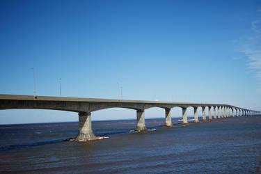 Confederation Bridge by fragle