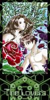 MajorArcanaVI: Mimi + Koushiro by ukyoluvr
