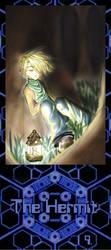 Major Arcana IX: Ishida Yamato by ukyoluvr