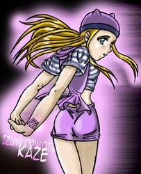 Digimon - Kaze no Izumi by ukyoluvr