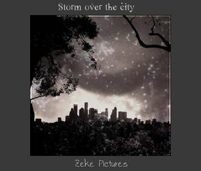 Storm over the City by Zeke89