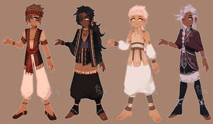 [Adopts] closed by Pixel-Latte