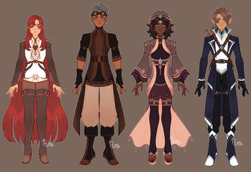 FB Adopts (closed) by Pixel-Latte