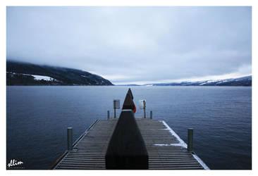 Loch Ness by sllim