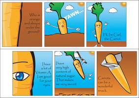 The Carrot Story by sllim