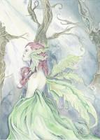 queen of elphame by darktear83