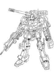 Various robot 04 by k-kaworu