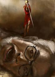 Arrietty of killing God by k-kaworu