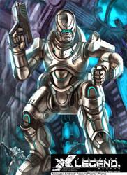 powered suit by k-kaworu