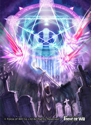 Magic of the Dead by k-kaworu