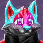 Avatar Commission for RwneFolftsune by furry-eyes