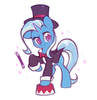 Magician Trixie by Celebi-Yoshi