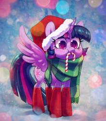 A Holiday Twi by Celebi-Yoshi