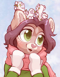 Art trade with Pixel Prism by Celebi-Yoshi