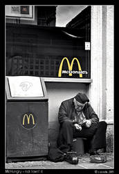 McHungry - not lovin' it by flumpie