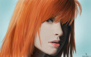 [2012] PARAMORE - Hayley Williams by TheFireXx