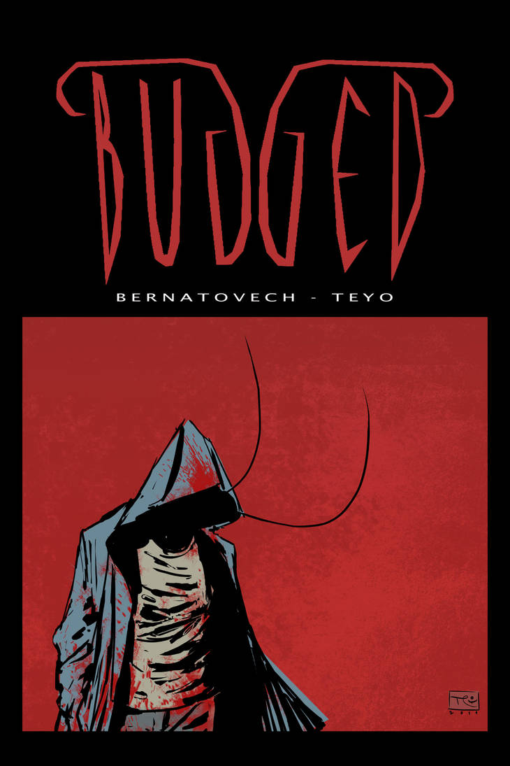 Bugged Cover by RichBernatovech