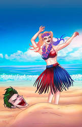 Honolulu Comic Con Promo Pic 1 by RichBernatovech