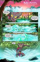 KOWA WEBCOMIC PAGE 1 by RichBernatovech