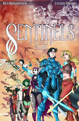 Sentinels Book 4: Hope by RichBernatovech