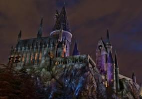 Hogwarts by shiosVIP