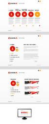 Web interface by djtrus