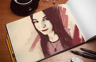 Marlena by djtrus