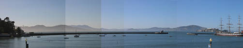 San Francisco Panorama by brierlea