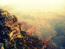 Grand Canyon 4 by SpencerMel