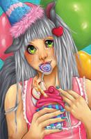 Ringo- Sweet 16 by Robotsu