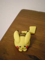 Pikachu new by Foureyedalien