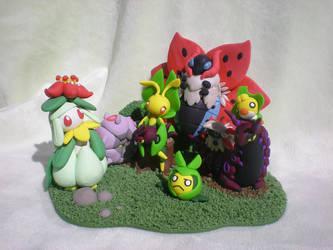 Bugs!!! by Foureyedalien
