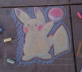 Chalk Pika by Foureyedalien