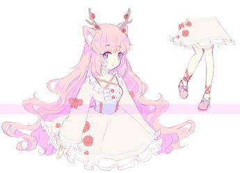 [open] random adopt by Seraphy-chan
