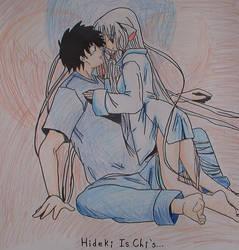 Hideki is Chis by saichen