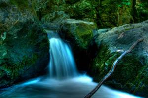 waterfall 3 by utkuyzc
