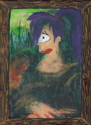 Mona Leela by opia