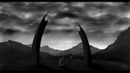 Call The Sky by JesterDK