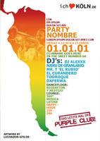 Latin Party Flyer by luchAdor-GFX