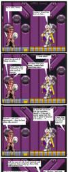 RagnarokOnline vs Megaman Zero by deadtim