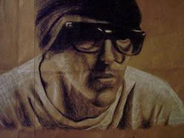 Maynard James Keenan by TaintedLove822